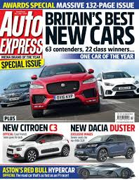 auto express new car releasesCompact Executive Car of the Year 2016 Jaguar XE  Auto Express