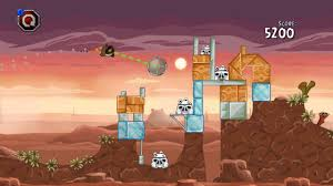 Angry Birds Star Wars Xbox 360 Gameplay Part 2 - YouTube