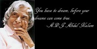 Apj Abdul Kalam Quotes On Dreams Best Of Dr APJ Abdul Kalam's Quotes Dr APJ Abdul Kalam's Quotes On Dreams
