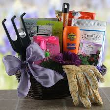 garden gift basket. Gardening Gift Baskets | Baskets: Garden Party Basket @ Design It S