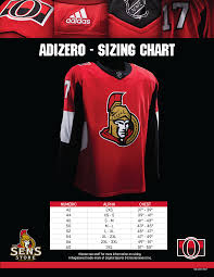Adidas Mens Jersey Size Chart 55 Unusual Size Chart For Hockey Jerseys