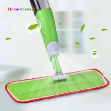 Spray mop for Flat Wood floor mop Hand wash mops Household Floor