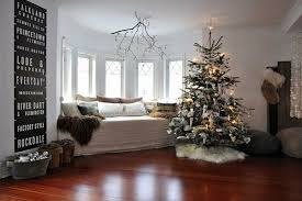 Living Room Christmas Decorations Modern Living Room Decoration For Christmas Of Christmas