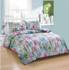 printed duvet cover anna  king size fitted sheet  d bedding  towel