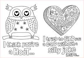 owl valentine s day cards to print. Delighful Valentine Company Kids Have Made These Awesome Coloryourown Valentineu0027s Day Cards  Which You Can Download For Free Print And Color There Are Two Designs  Owl  Intended Owl Valentine S Cards To Print