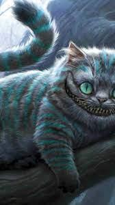 🥇 3d alice in wonderland cheshire cat ...