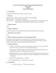 POTTSTOWN BOROUGH LAND BANK BOARD MEETING July 22, 2019 4:30pm Council  Meeting Room 1. Call to Order Chairman Penrod called the