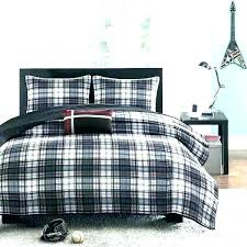 grey plaid flannel comforter blue black red and set wild amazing rustic bedding queen cuddl duds