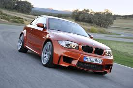 2012 BMW 1 Series M Coupe Official Details and Images Released