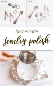 how to make homemade jewelry cleaner