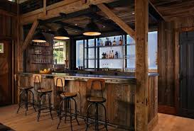 Cool Man Cave Bar Ideas And Decor