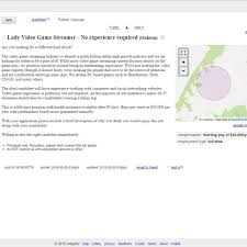 Cover Letter For Sexist Craigslist Job Post | The Mary Sue within Craigslist  Resume Writer
