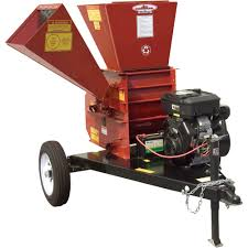 garden shredder. merry mac commercial chipper/shredder \u2014 570cc briggs \u0026 stratton vanguard engine, 4in. garden shredder