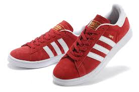 adidas red shoes. online women adidas originals campus ii shoes red white a
