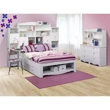 Bookcase Bedroom Furniture Nexera 317303 Pixel Full Size Tall Bookcase Headboard
