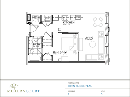 Pricing And Floor Plan  University Commons  University Housing Floor Plans Images