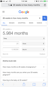 26 Weeks Is How Many Months Chart 26 Weeks Is How Many Months November 2018 Babies