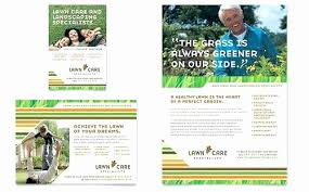 Lawn Care Flyer Template Word Lawn Care Flyer Template For Microsoft Word Lovely Open Fice