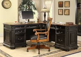 full size of desk captivating l shaped black wooden black office desk desk with drawers black shaped office desks