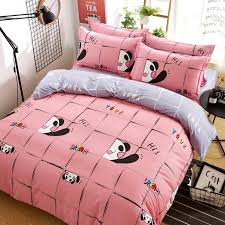 100 cotton bedding set brushed cotton duvet covers queen and king