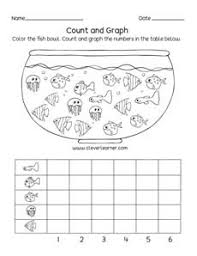 Preschool Charts And Graphs Free Printable Worksheets On Graphs And Charts