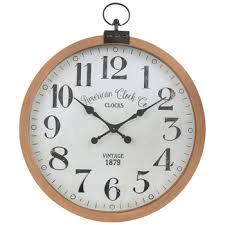 vintage wood wall clock hobby lobby