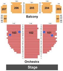 River Rock Casino Seating Map