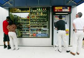 Vending Machines Healthy Food Gorgeous Getting Healthy Food Into Workplace Vending Machines Can Do Wonders