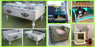 repurpose furniture dog. Chair Bed - Find An Old Vintage Wood Chair. Top Is For The Headboard And Legs Are Footboard. You Can Possibly Use Seat Up Side Down Repurpose Furniture Dog