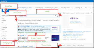 How To Make A Quick Reference Guide Sharepoint Search Ui And Terms Quick Reference Guide Ba Insight