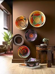 quirky and unique wall art ideas boho