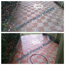 paver cleaning owings mills soft wash