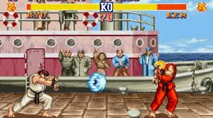 childhood obsession street fighter ii spencer berry