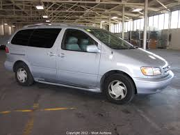 1997 Toyota Sienna – pictures, information and specs - Auto ...
