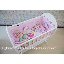 baby cradle hello kitty bedding set 49 x 89cm