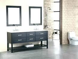 two vanities in bathroom with sinks 2 sink vanity on inside inch double separate b