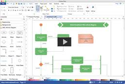 uml diagram maker   free download and software reviews   cnet    screenshots