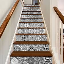 Kitchen And Bath Tile Stores Staircase Decals Tile Decal Staircase Portuguese Tiles