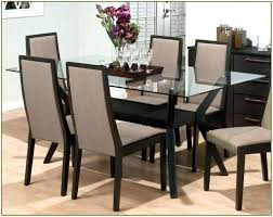 rectangular dining table set glass top rectangular dining table stylish dining room furniture mango wood for