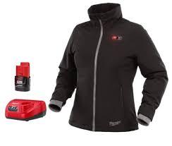 Milwaukee Heated Jacket Light Colors Milwaukee M12 Heated Womens Jacket Kit