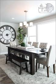 Line up the 2″x10″s next to each other lengthwise on the floor, pushed up against a wall. Dining Room Table Decor Ideas Pinterest Dining Room Table Decor Dining Room Wall Decor Dining Room Cozy