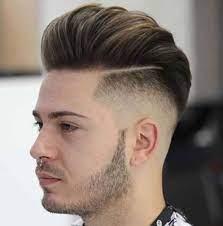 Inilah potongan rambut untuk wajah bulat yang pastinya cocok untuk segala usia dan tentunya pas banget untuk kamu yang memiliki rambut lurus dan tipis. 39 Potongan Rambut Pria Sesuai Bentuk Wajah Terbaru