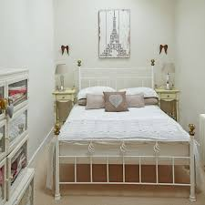attic bedroom furniture. interesting furniture bring a romantic vibe to compact attic bedroom with artistic shabbychic  styling when space is at premium trick the eye an allwhite scheme like  inside attic bedroom furniture