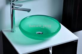 2018 cupc certificate resin round counter top sink colored cloakroom wash basin solid surface stone bathroom vessel sinks rs38278 from hansen peng