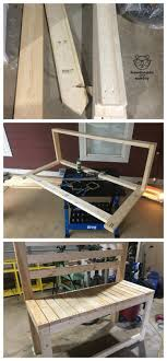 Building A Loft Bed Diy Loft Bed Plans By Ana White Handmade With Ashley