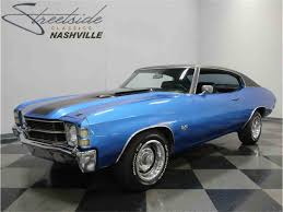 1971 Chevrolet Chevelle SS for Sale on ClassicCars.com