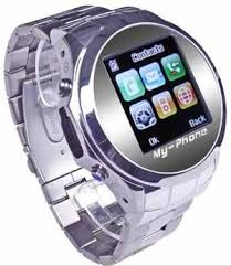 Stainless Steel Watch Mobile Phone at Rs 10000 /piece | ID: 3906967188