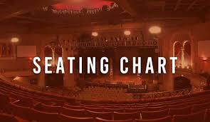Seating Arcada Theatre