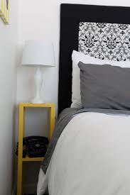 Small Night Stands Bedroom Similiar Black And White Themed Bedroom Night Stand Keywords