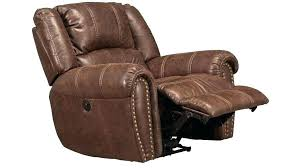 small black leather swivel chair rocker recliner gorgeous in